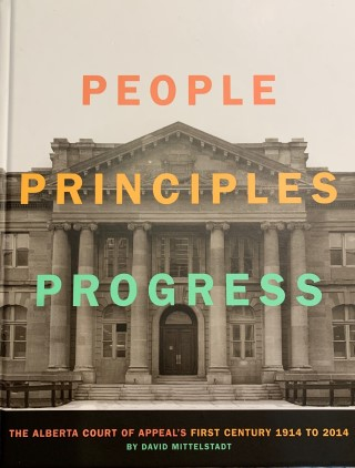 Centennial Book - People Principles Progress - Cover
